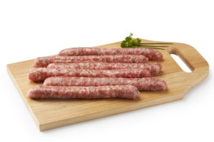 Long Artisan Chipolatas with Herbs X6 -450gr