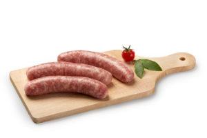 Plain Artisan Toulouse Sausages x3 -330gr