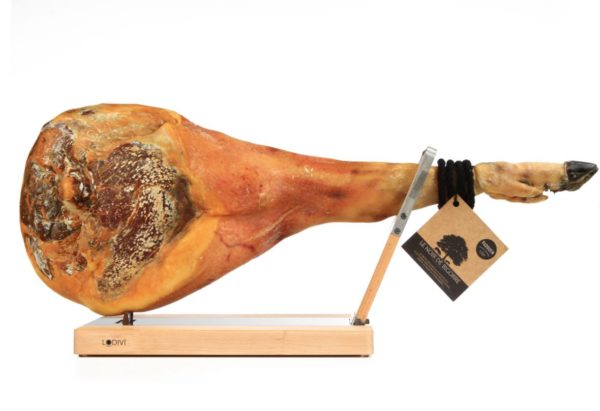 Noir de Bigorre AOC Ham on the Bone dried 20 months