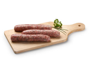 Artisan Toulouse Sausages with Herbs x3 -330gr